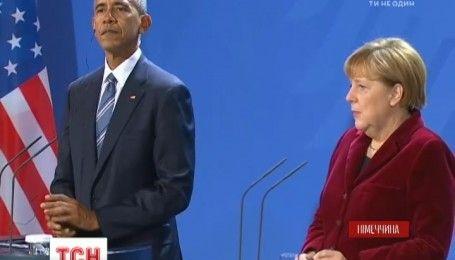 Прощальное турне: Барак Обама раздал последние интервью в Берлине