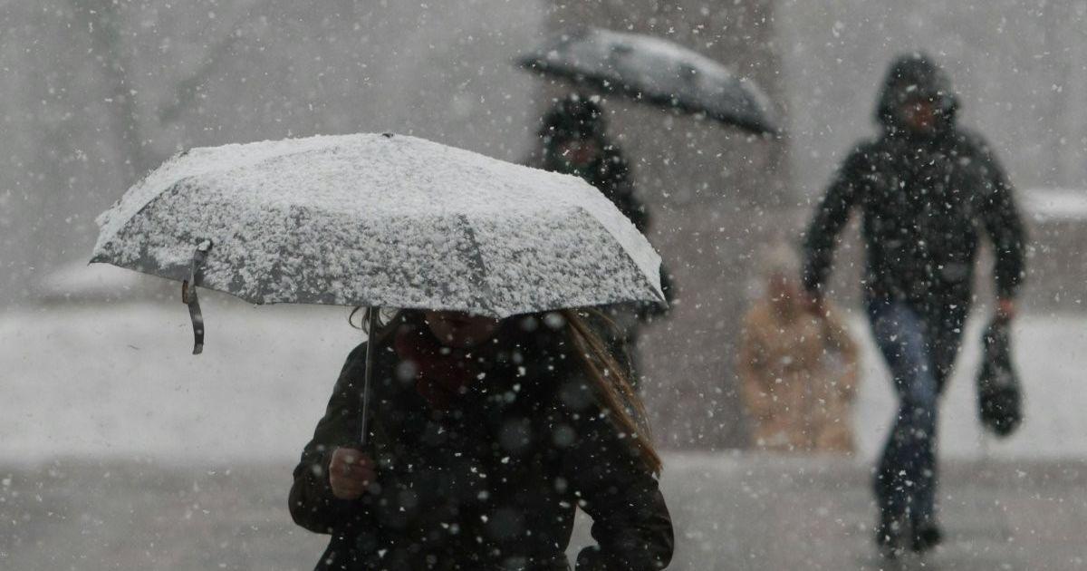 Синоптики спрогнозировали погоду в Украине в первые дни последней недели года