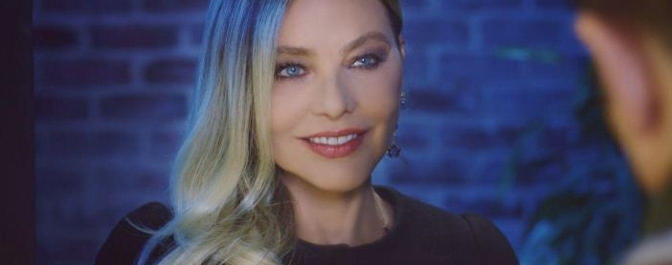 Орнелла Мути снялась в клипе российского певца на песню про Челентано