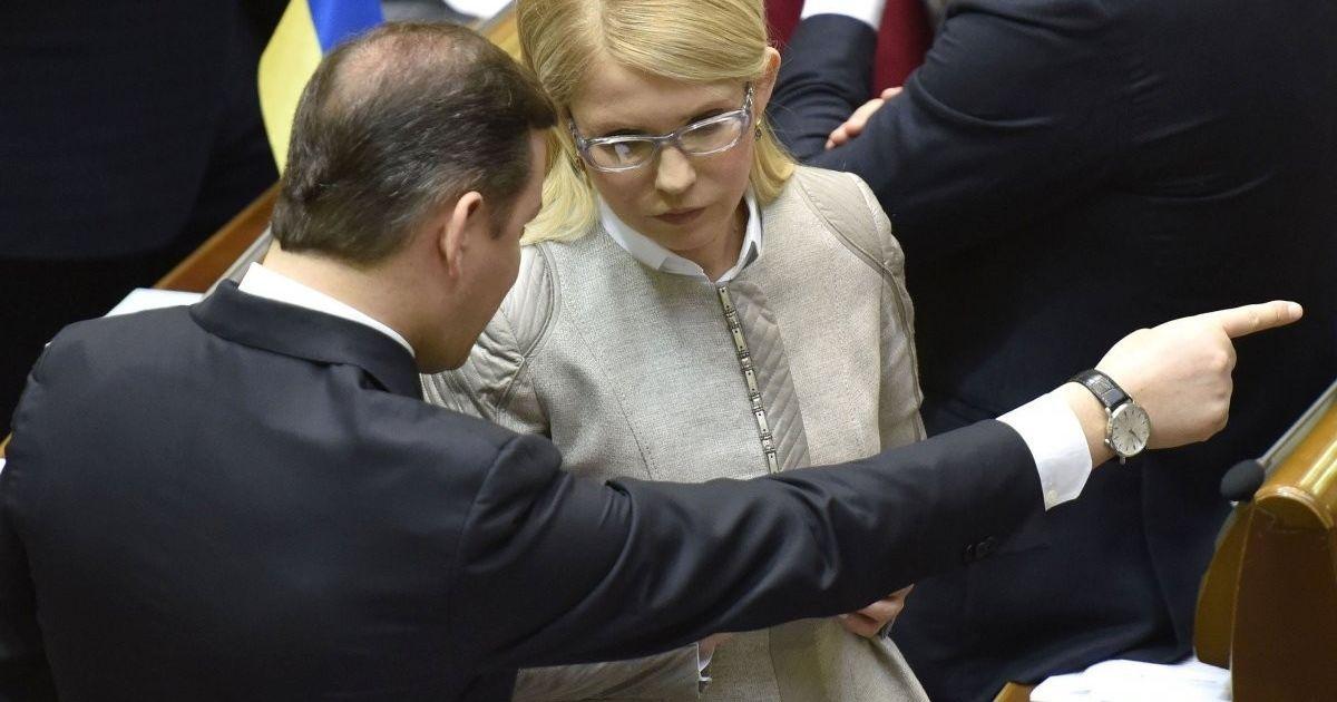 Луценко ожидает от Ляшко доказательств, что Тимошенко работает на Москву