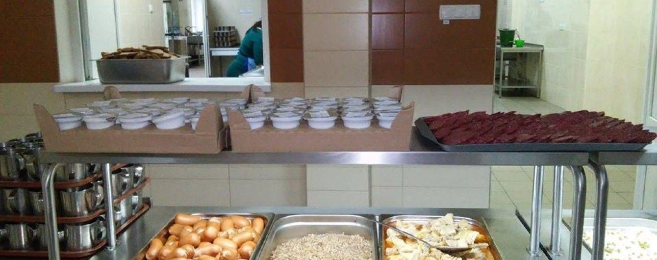 В Украине усилят контроль за питанием в учреждениях образования