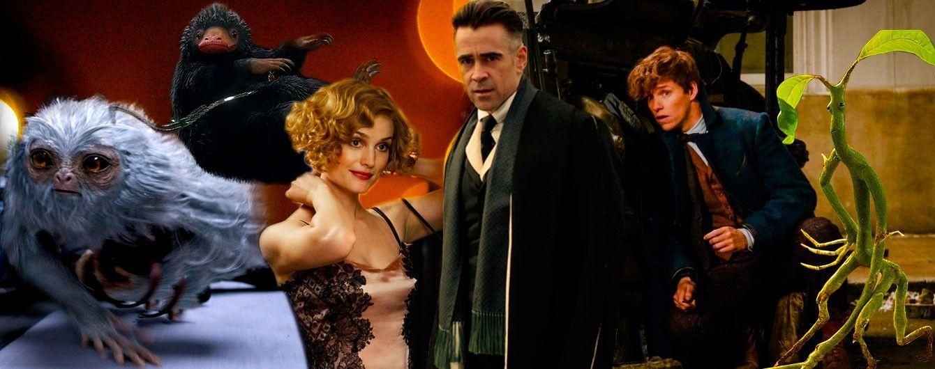 """Борьба с магическим """"Гитлером"""": Роулинг намекнула на сюжет спин-офа """"Гарри Поттера"""""""