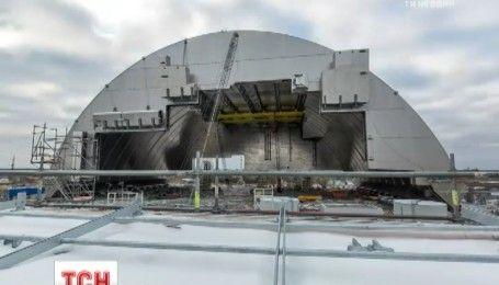 Стало известно, когда четвертый энергоблок на Чернобыльской АЭС накроет новая арка