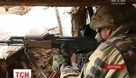 Фронтовые сводки: двух украинских военных ранили на Восточном фронте