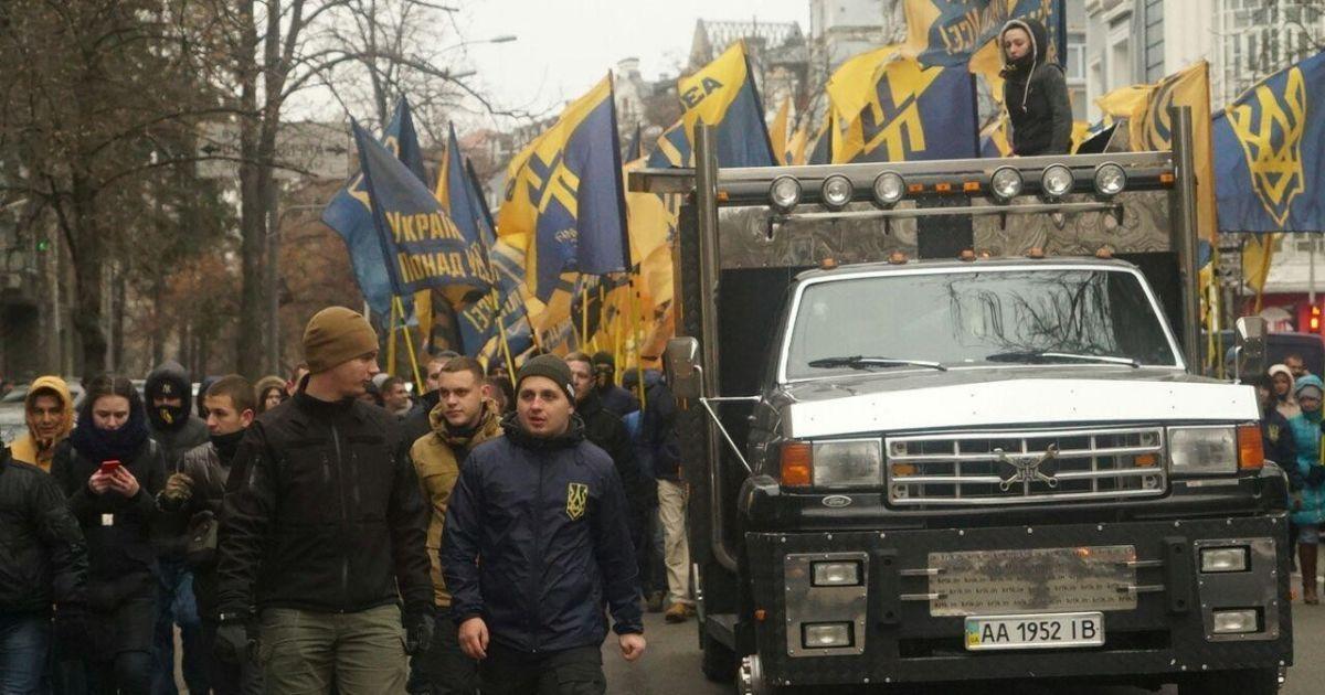 Марш азовців