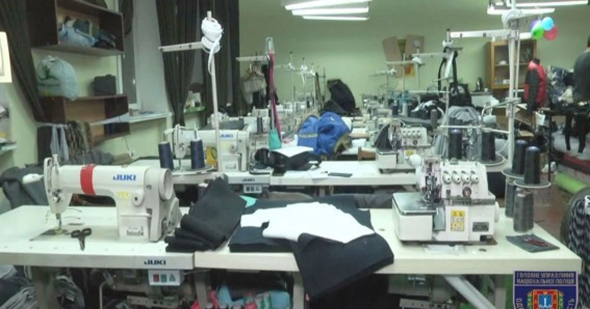 651af5684 В Одессе накрыли масштабное производство контрафактной одежды известных  брендов - Украина - TCH.ua