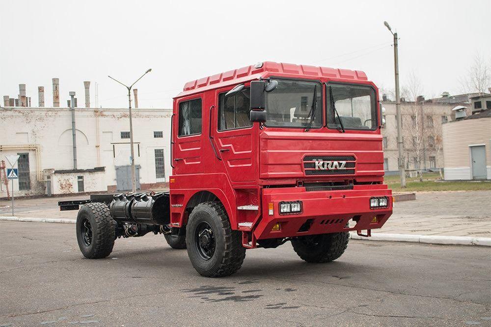 КрАЗ-5401НЕ (4х4)