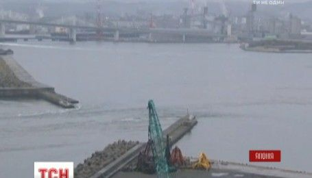 Землетрясение снова бьет по Японии