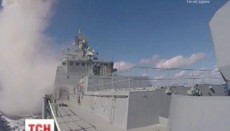 Россия наращивает ракетные силы Балтийского флота