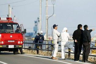Вблизи берегов Японии произошло мощное землетрясение