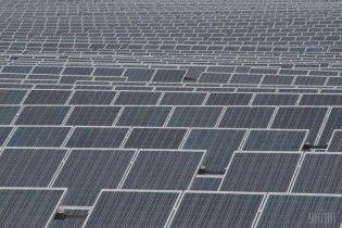 У Чернігівській області побудують сонячну електростанцію за 9 млн євро