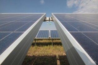 Китайські інвестори збудують сонячну електростанцію в Чорнобильській зоні