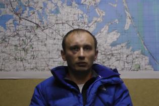 СБУ оприлюднила відео затримання дезертирів біля межі окупованого Криму