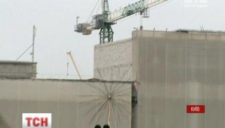 Демонтаж двух этажей Дома профсоюзов в столице должен начаться сегодня