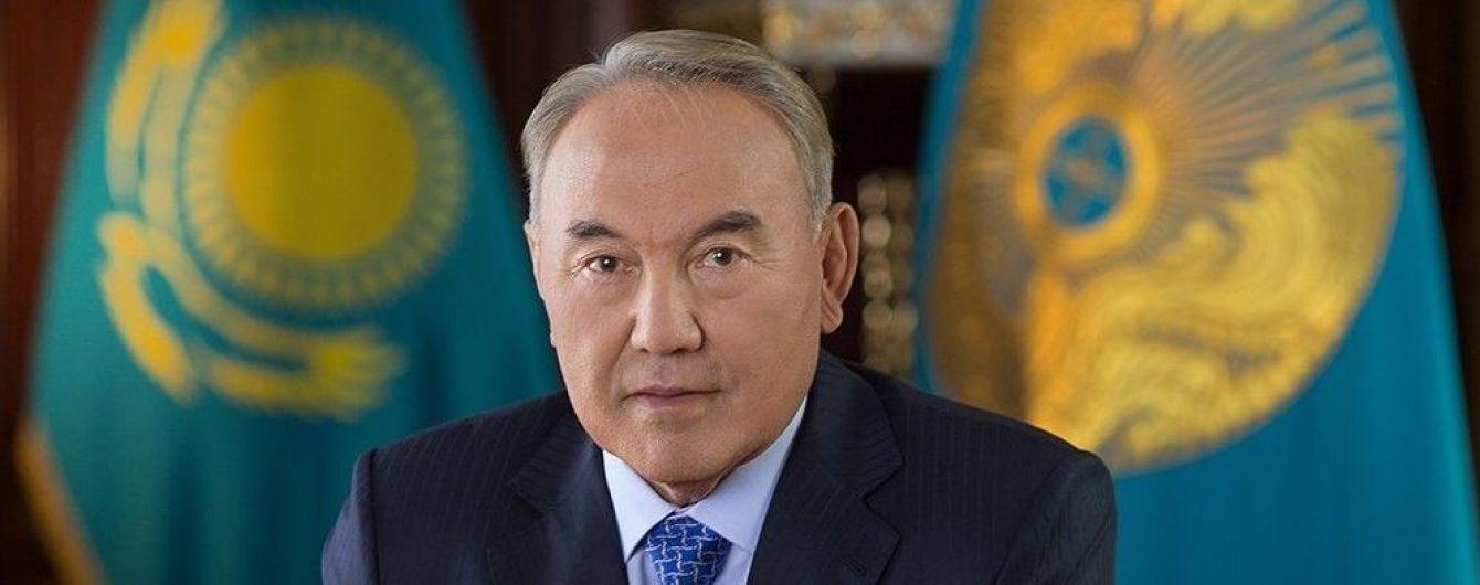 Президент Казахстана Назарбаев объявил о своей отставке