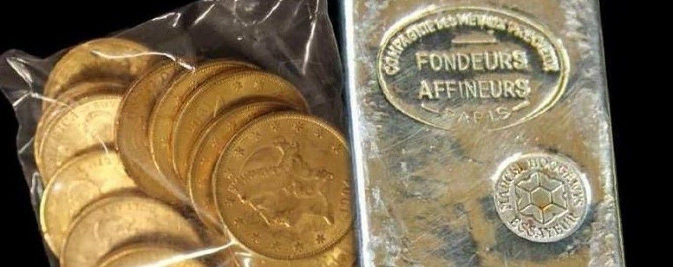 Француз случайно нашел в своем доме клад на 3,5 миллиона евро