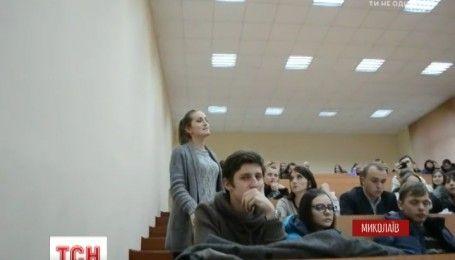 """Миколаївські студенти не повірили фільму про """"українських карателів"""""""
