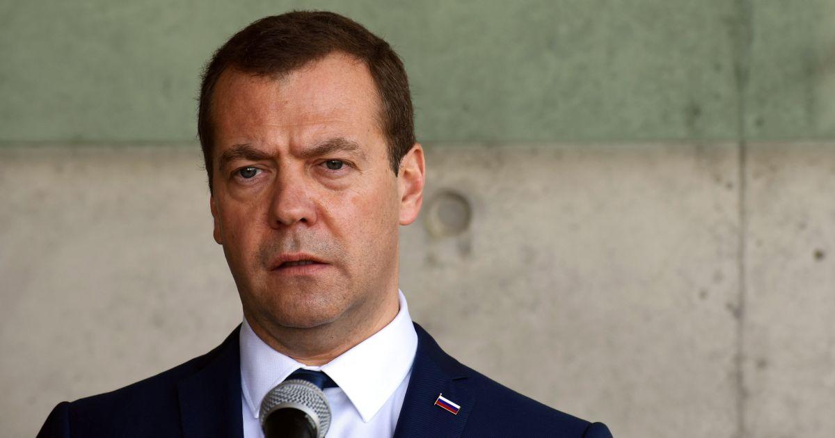 Дмитро Медведєв @ Reuters