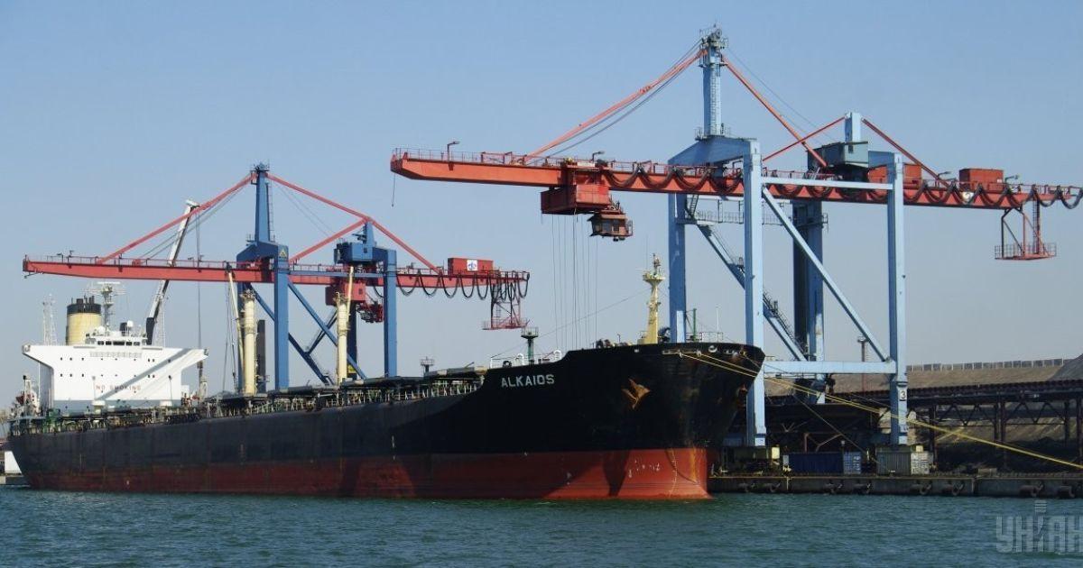 Украина увеличила экспорт отечественных товаров