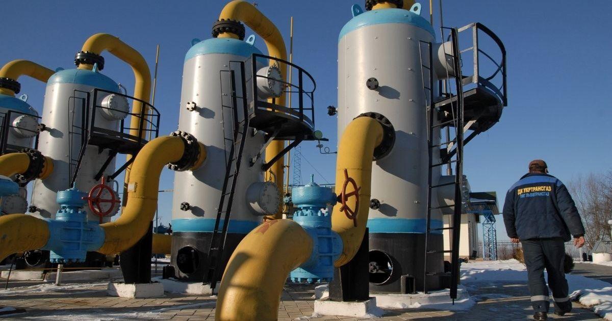 Россия готова вернуться на газовый рынок Украины и сообщила об этом ЕС