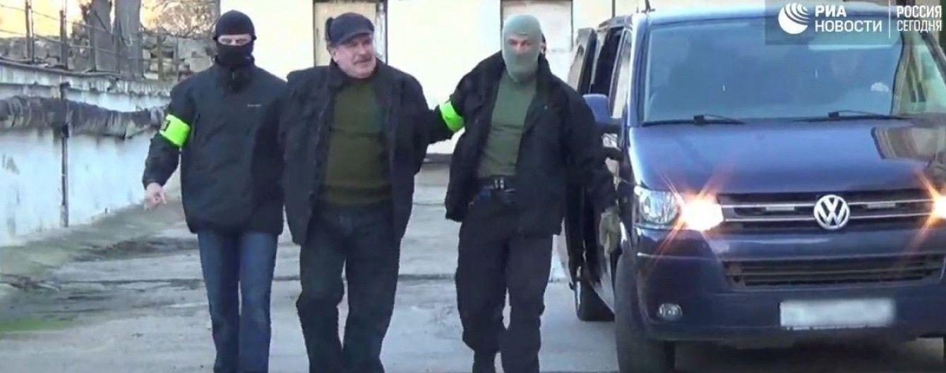 """""""Украинский шпион"""" Пархоменко объявил голодовку в российском СИЗО"""