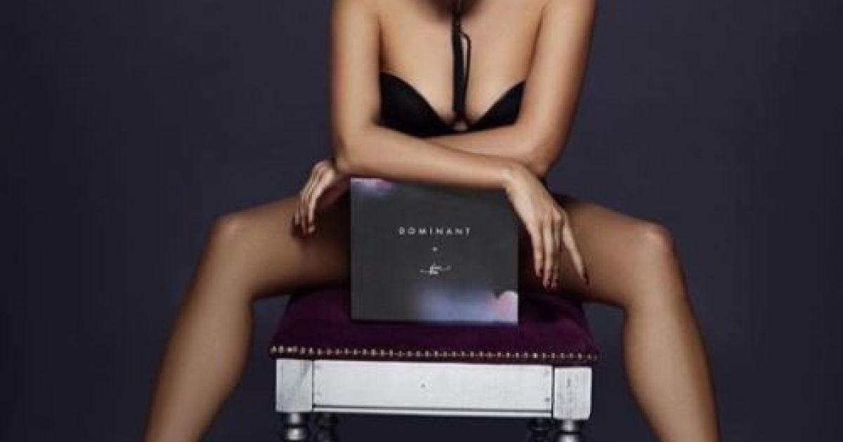 Обольстительная певица из группы NIKITA представила свои подарочные наборы @ instagram.com/anastasia_domination