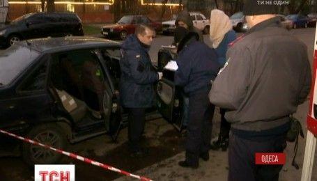 """План """"Перехват"""": в Одессе со стрельбой ограбили инкассаторов"""