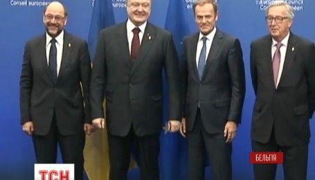 Решений меньше, чем ожидали: в Брюсселе завершился 18-й саммит Украина-ЕС