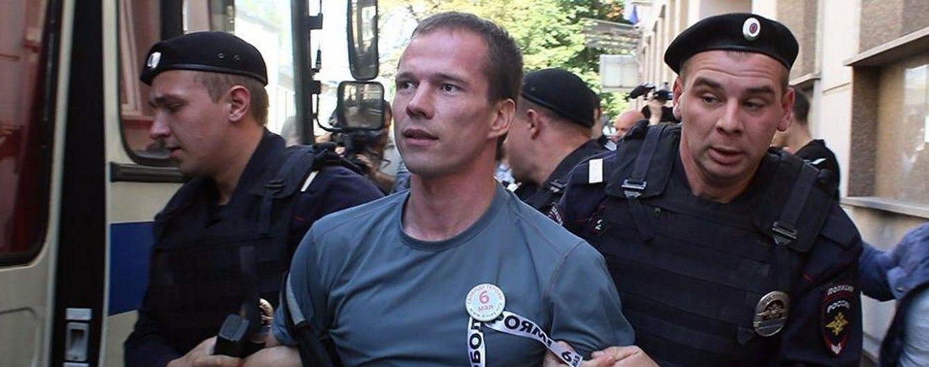 """Російські тюремники назвали активіста Дадіна """"дуже талановитим імітатором"""""""