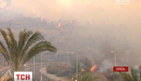Україна допоможе Ізраїлю у боротьбі із масштабними пожежами, які прирівняють до терактів