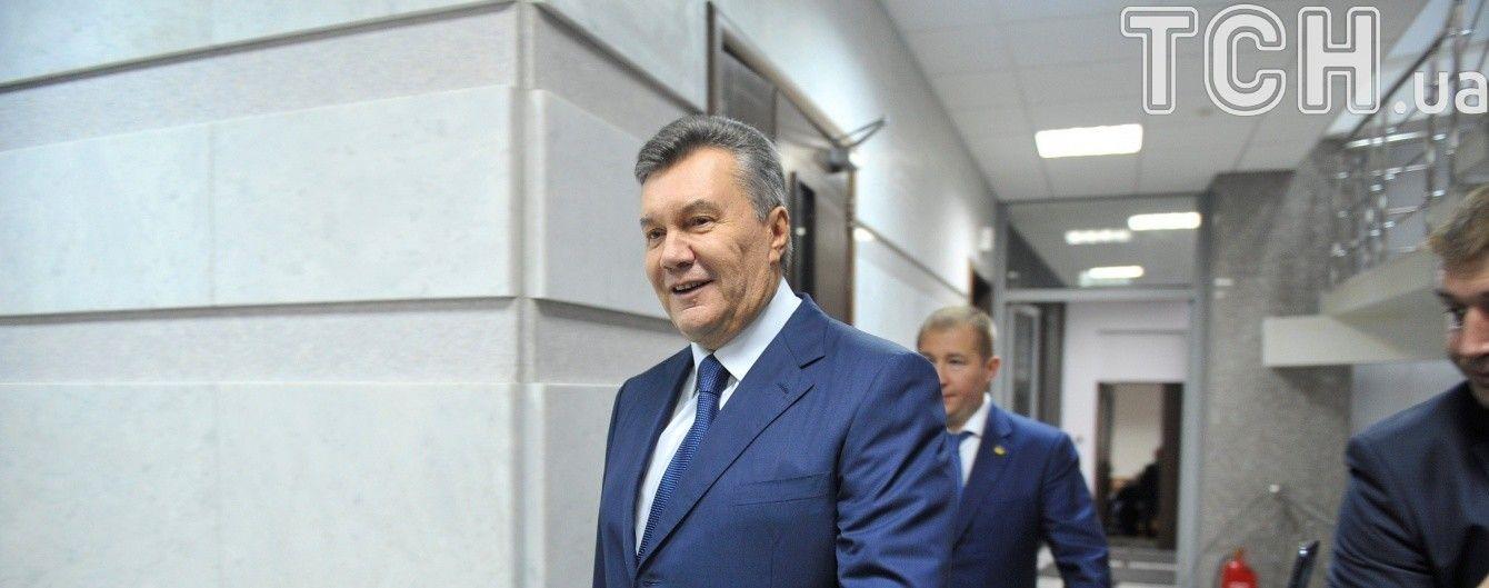 Адвокати Януковича оголосили про вихід із судового процесу