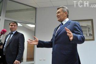 Швейцария продлила на год замораживание счетов Януковича