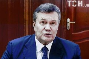 """Янукович заявив про """"групу з 12 осіб"""", яка готувала замах на Медведчука"""