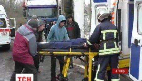 У Чернігові пролунав вибух на хімічному заводі, є постраждалі