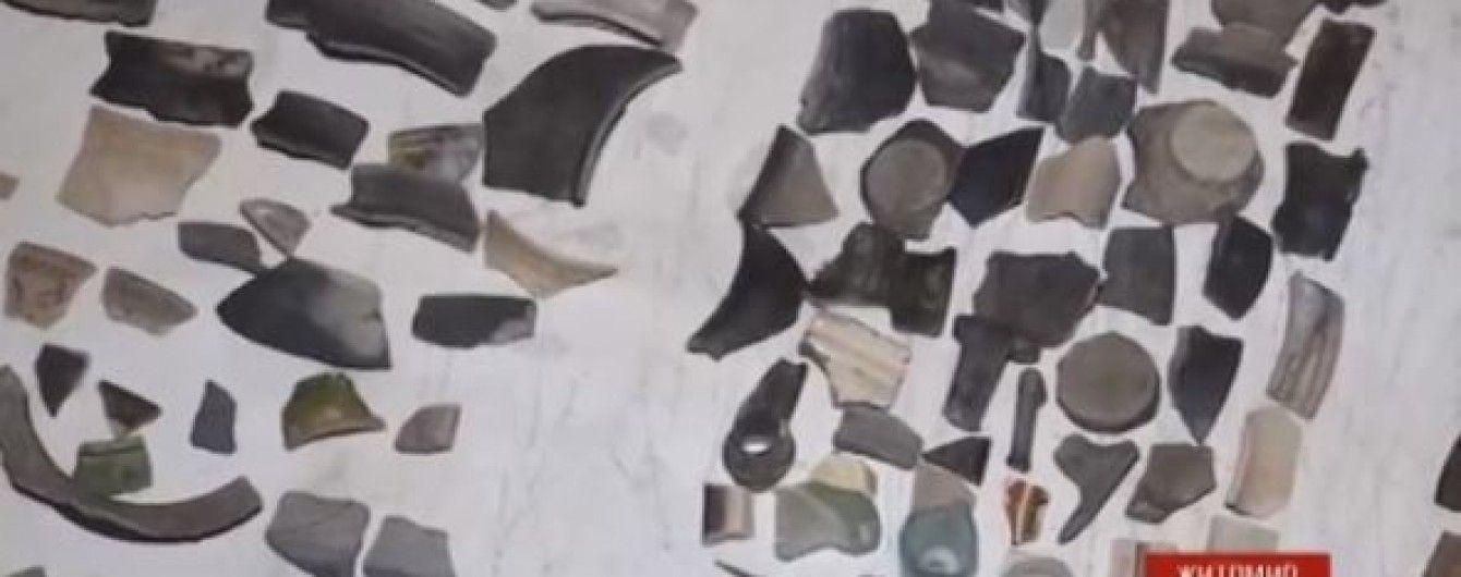 Нові знахідки українських археологів розв'яжуть дискусійне питання віку Житомира