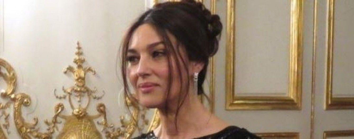 Вишукана Моніка Беллуччі отримала почесний орден