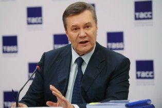 В Москве экстренно госпитализировали беглого президента Януковича – росСМИ
