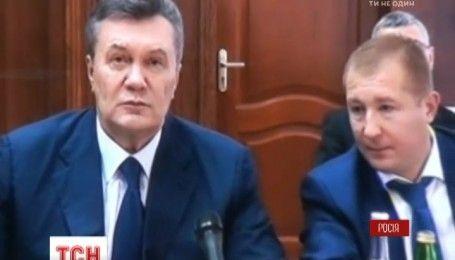 Виктор Янукович наделал суеты в Ростове в связи со своим видеодопросом