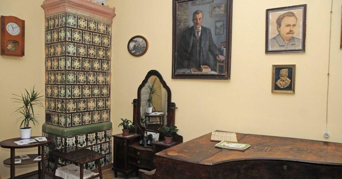 У Києві відкрили квартиру-музей родини Івана Франка - Київ - TCH.ua