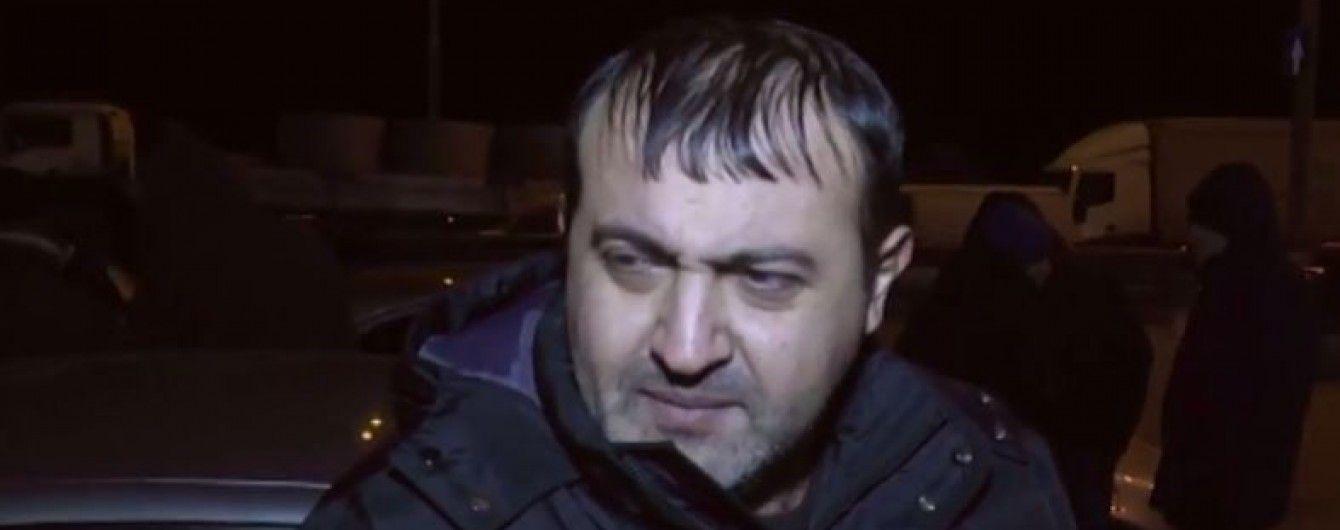 """""""Сам не знаю, що тут роблю"""". На Київщині затримали """"злодія в законі"""" з Грузії"""