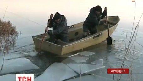 На Харьковщине 6-летний мальчик погиб, провалившись под хрупкий лед