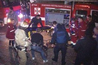 Во Львове умер мужчина, который обгорел в ночном клубе