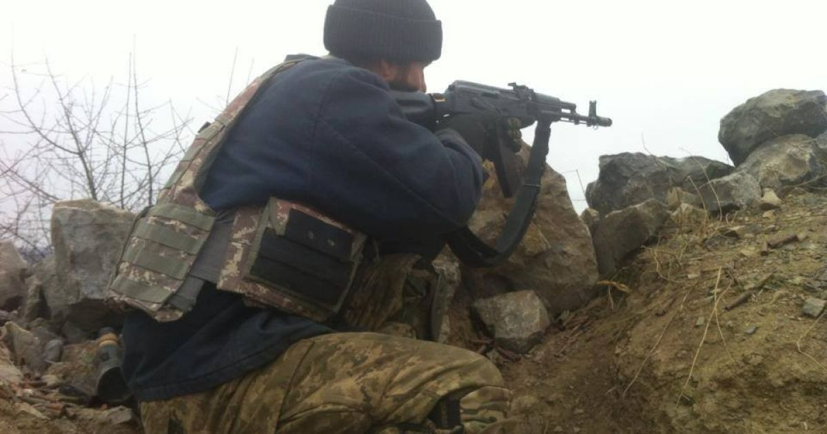 """Українські війська створили потенційний """"котел"""", у якому бойовики можуть втратити ціле місто"""