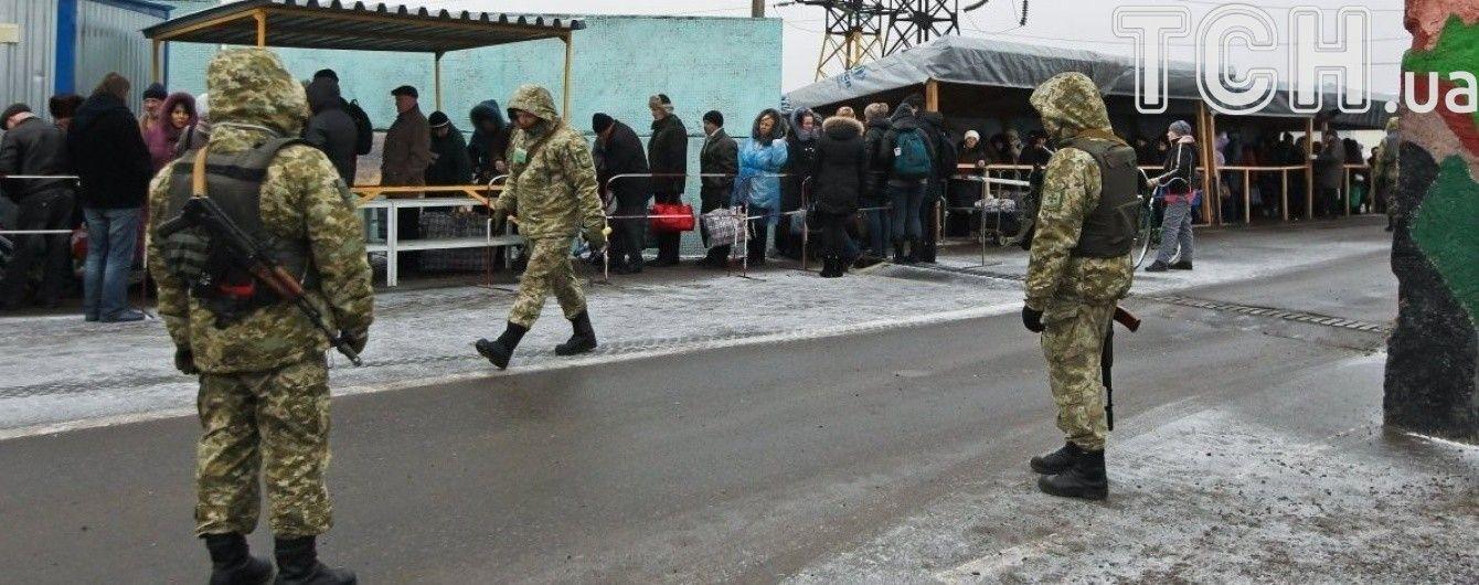 На пунктах пропуска на Донбассе умерли двое людей