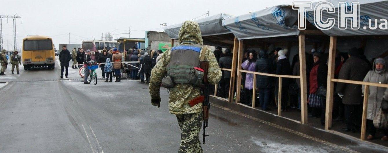 Бойовики заявили, що на пункті пропуску з боку окупованих територій помер донецький професор