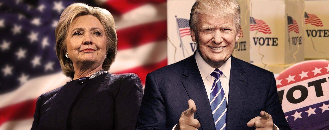 У Білому домі відхрестилися від заяви Трампа про фальсифікації виборів на користь Клінтон