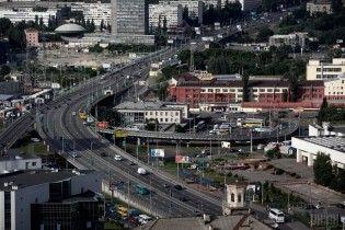 В Киеве горел Центральный автовокзал