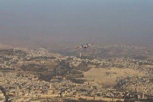 Українські рятувальники завершили гасіння пожеж, але їм придумали нове завдання в Ізраїлі