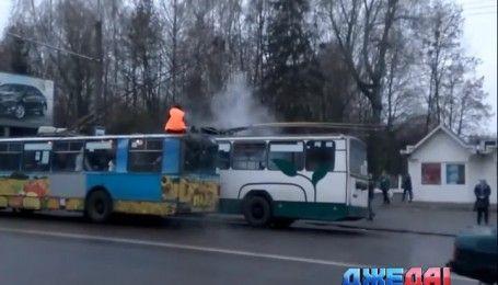 ДТП с дорог Украины - джеДАИ за 25 ноября 2016 года