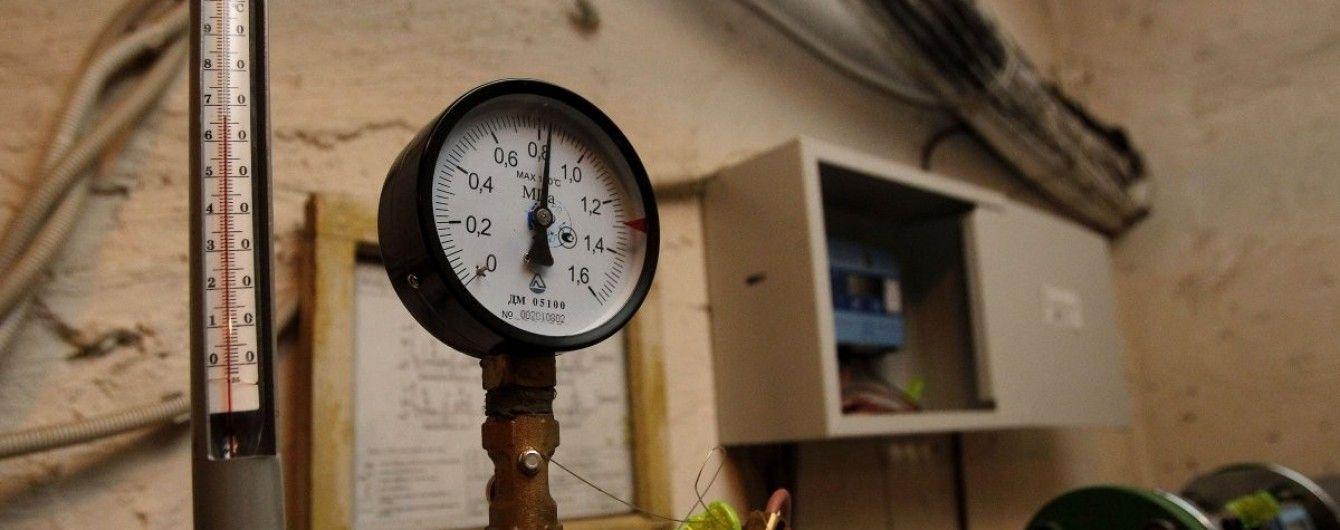 Киянам порадили наймати охоронців для лічильників тепла в будинках